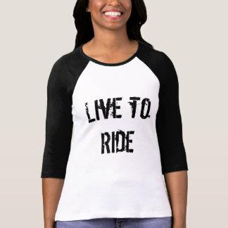 Camiseta Viva para montar BMX