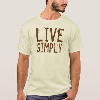 Camiseta Viva simplemente