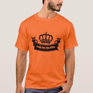 Camiseta Vive de largo el rey