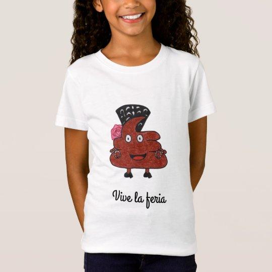 Camiseta Vive la feria
