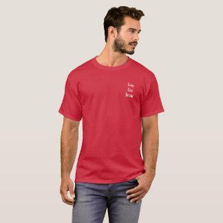 Camiseta Viven de largo las barbas