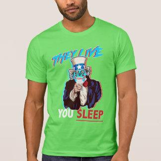 Camiseta Viven - usted sueño