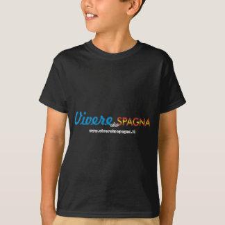 Camiseta Vivere en Spagna