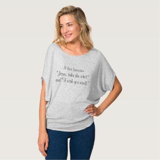 Camiseta Vivo entre (la camiseta)