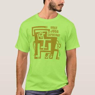 Camiseta Você Joga Capoeira?