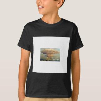 Camiseta Volcán distante