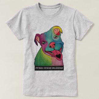 Camiseta voluntaria del PBR de las mujeres Camiseta