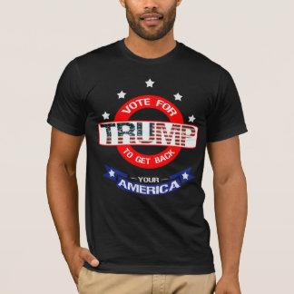Camiseta Vote for Trump