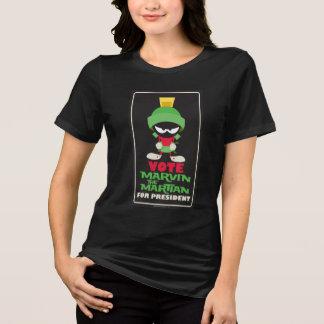 Camiseta Voto MARVIN EL MARTIAN™ para el presidente