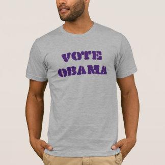 Camiseta ¡Voto Obama!