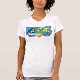 Camiseta Voto para la Mujer Maravilla