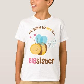 Camiseta Voy a ser una hermana grande