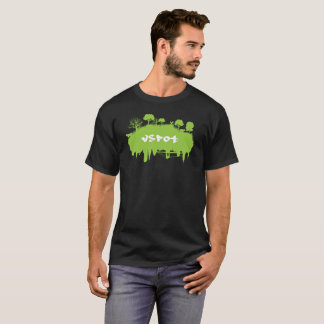 Camiseta VSPOT NYC (camiseta urbana del logotipo)