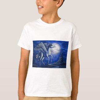 Camiseta Vuelo iluminado por la luna
