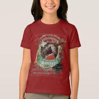 Camiseta W.A. Parodia animal divertida de Mozart del