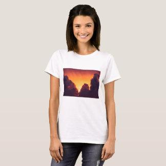 Camiseta w en tiempo