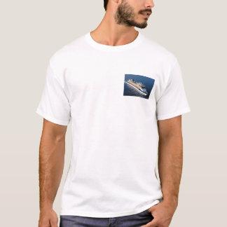 Camiseta w/Itinerary de la cumbre de la celebridad