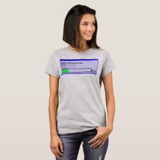 Camiseta wakeupexe