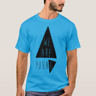 Camiseta We Are Young