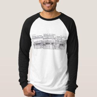 Camiseta Weenie enérgico