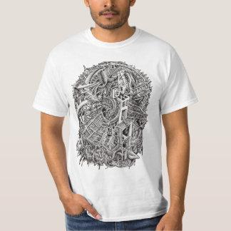 Camiseta Weirdhead, por Brian Benson