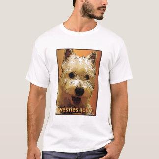 Camiseta westies-rock3