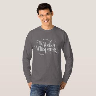 Camiseta Whisperer de la vodka