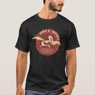 Camiseta Wile E. Coyote Genius