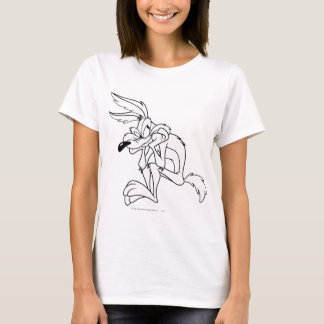 Camiseta Wile E. Coyote Scheming