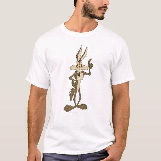 Camiseta Wile E. Coyote Standing alto
