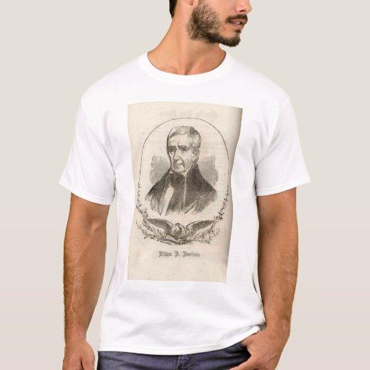 Camiseta William Henry Harrison