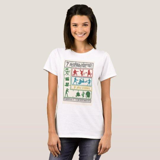 Camiseta Woman T-shirt AWFF17