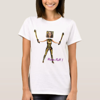 Camiseta Wonder Fairy Princess, Swords - Insert YOUR Photo-