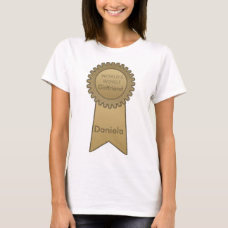 """Camiseta World """" s Worst Award"""