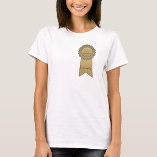 "Camiseta World "" s Worst Award Pequeña"