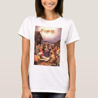Camiseta Worship_of_the_shepherds_by_bronzino