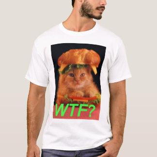 Camiseta ¿wtf?