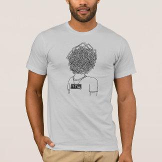 Camiseta WTF es demasiado complicado