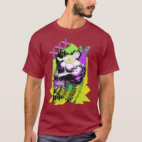 Camiseta XXX señora del cráneo