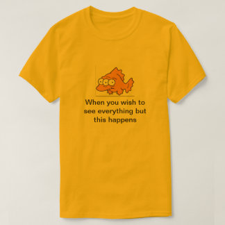 Camiseta Y esto sucede