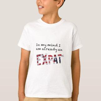 Camiseta Ya un Expat en mi mente
