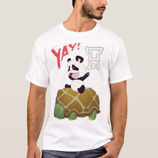 Camiseta Yay panda