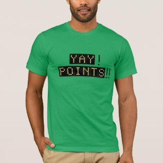 Camiseta ¡Yay! ¡Puntos!!