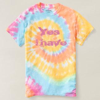 Camiseta Yes