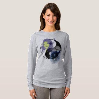 Camiseta Yin y Yang
