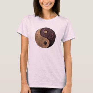Camiseta Yin Yang - símbolo de la ji del Tai