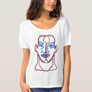 Camiseta Yo holograma