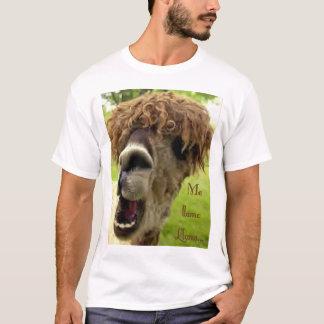 Camiseta Yo llama del llamo…