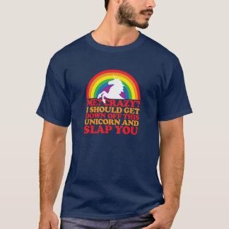 Camiseta ¿Yo? ¿Loco?