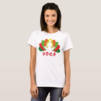 Camiseta Yoga Flor de Loto